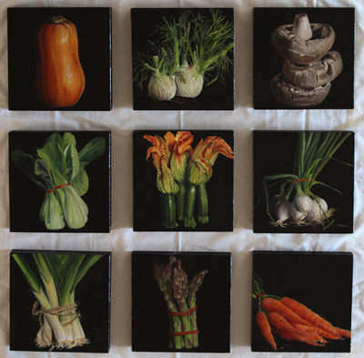 Vegetable Photography Art