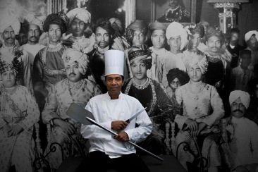 Mohammed Sali, Head Chef & Owner Malabar Restaurant, Cassandra French