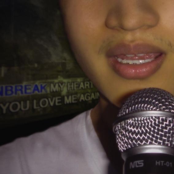 Luke Hardy karaoke I 20x20_1