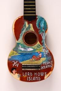 Peter Kingston, detail, Lord Howe Island