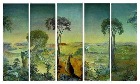 Helen Tiernan_Colonial wallpapers 2014